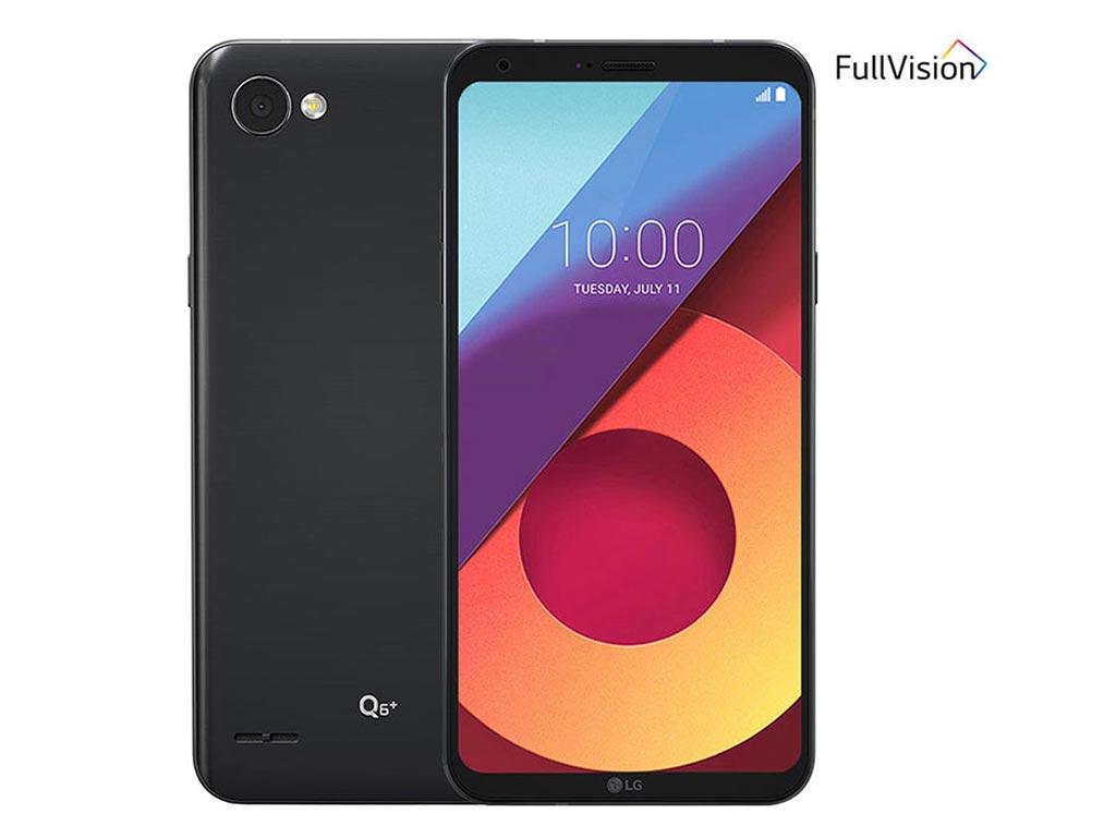 lg.com, LG Q6+