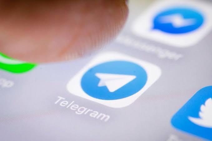 Telegram In-App video editor update